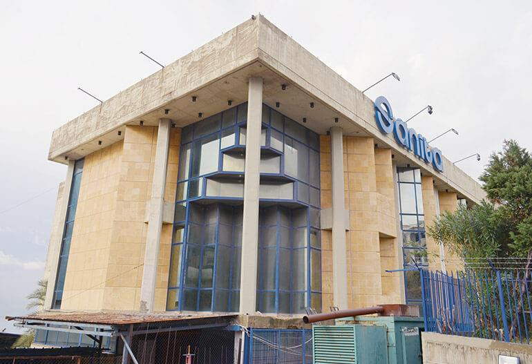 Structural Rehabilitation of the Sanita Building, Halat, Lebanon